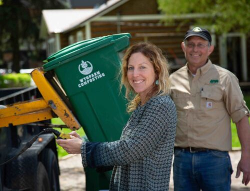 Clean Commercial Composter – Healthy Being Juicery